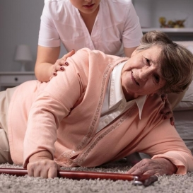 Slips, Trips and Falls: Healthcare Online Training Course