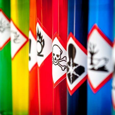 Control of substances hazardous to health COSHH Online Training Course