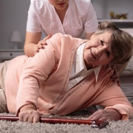 Slip and Fall Healthcare Training Course
