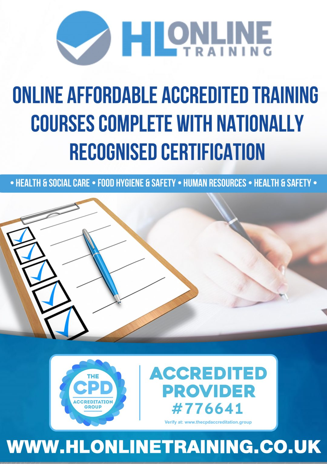 Our Online Training Courses Hl Online Training